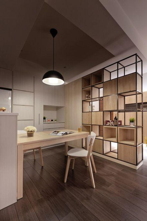 Nhà bếp nội thất gỗ