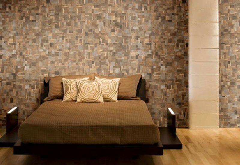 gach op tuong phong ngu mau trung tinh 2 - 30 mẫu gạch ốp tường, gạch lát nền phòng ngủ đẹp, sang trọng, tinh tế 2020