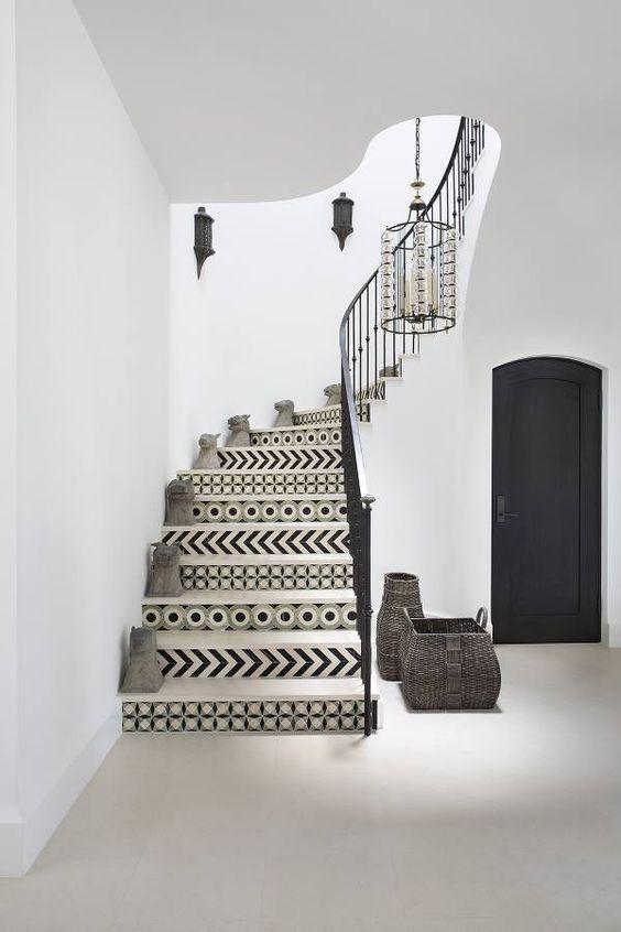 gach bong trang tri 10 - 20 mẫu gạch bông trang trí và kinh nghiệm chọn gạch bông đẹp, độc đáo để bạn biến tấu không gian nội thất