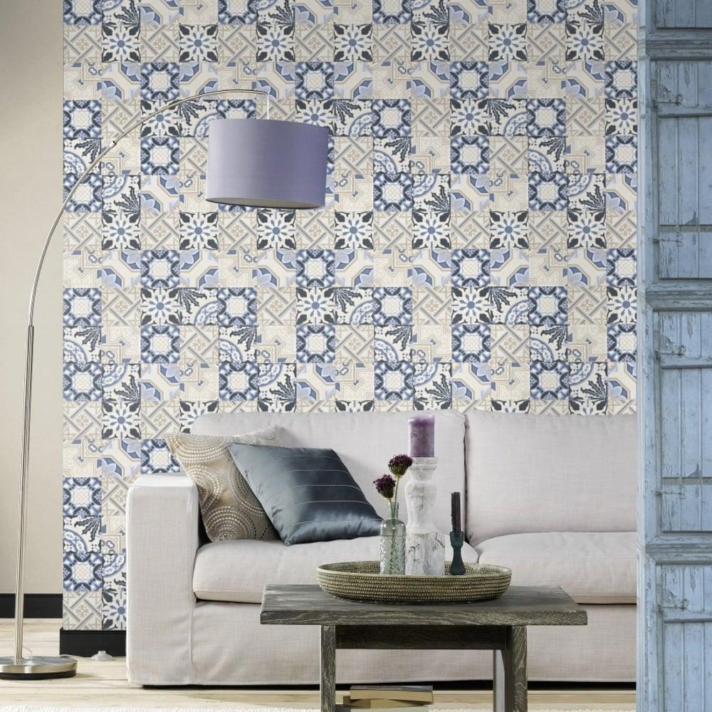 gach bong trang tri 3 - 20 mẫu gạch bông trang trí và kinh nghiệm chọn gạch bông đẹp, độc đáo để bạn biến tấu không gian nội thất