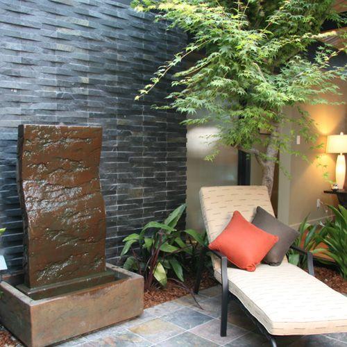Gạch giả đá được ưu chuộng trong năm 2019 nhờ khả năng kết hợp nhiều phong cách nội thất