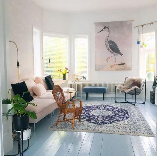 chon gach lat nen nha theo phong thuy menh thuy mau xanh 1 - Nguyên tắc chọn màu gạch hợp với ngôi nhà và phong thuỷ
