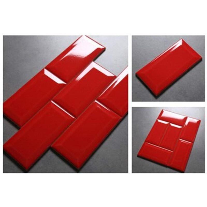 AQUA 8508 - Gạch Thẻ AQUA 8508 (Đỏ)