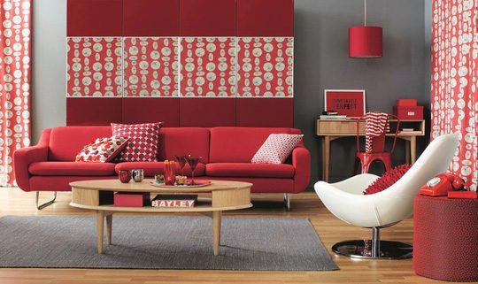 thiet ke noi that dep mat va an tuong trong ngoi nha 50m2 1 1484842834205 - 23+ mẫu gạch màu đỏ chứng tỏ sự giàu sang, thịnh vượng của gia chủ
