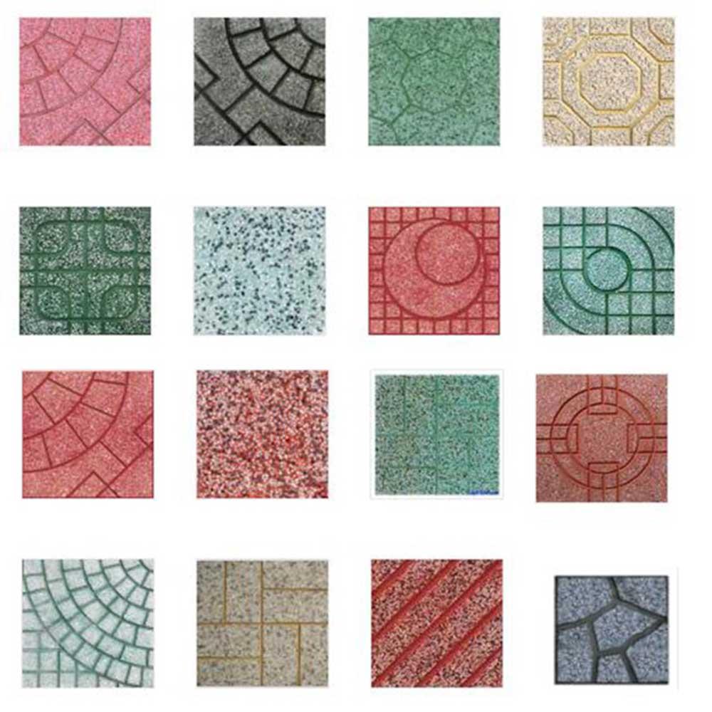 Gạch Terrazzo ứng dụng nhiều công trình ngoại thất