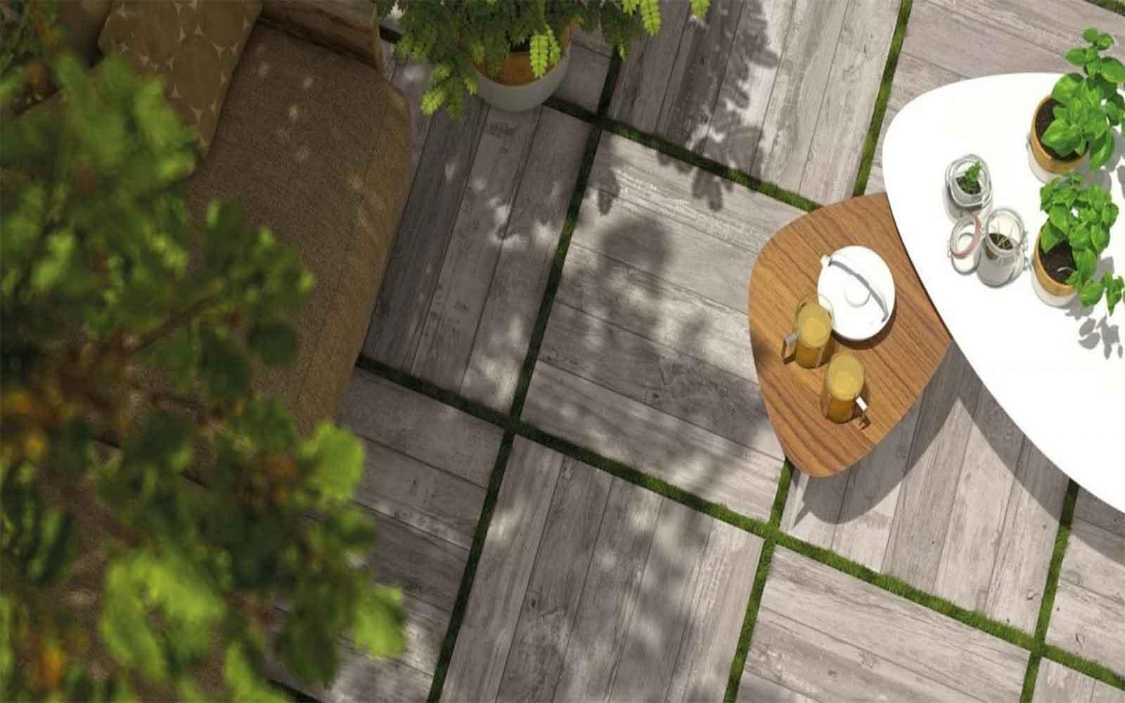 Cách chọn gạch lát sân vườn nhà ở phù hợp nhất