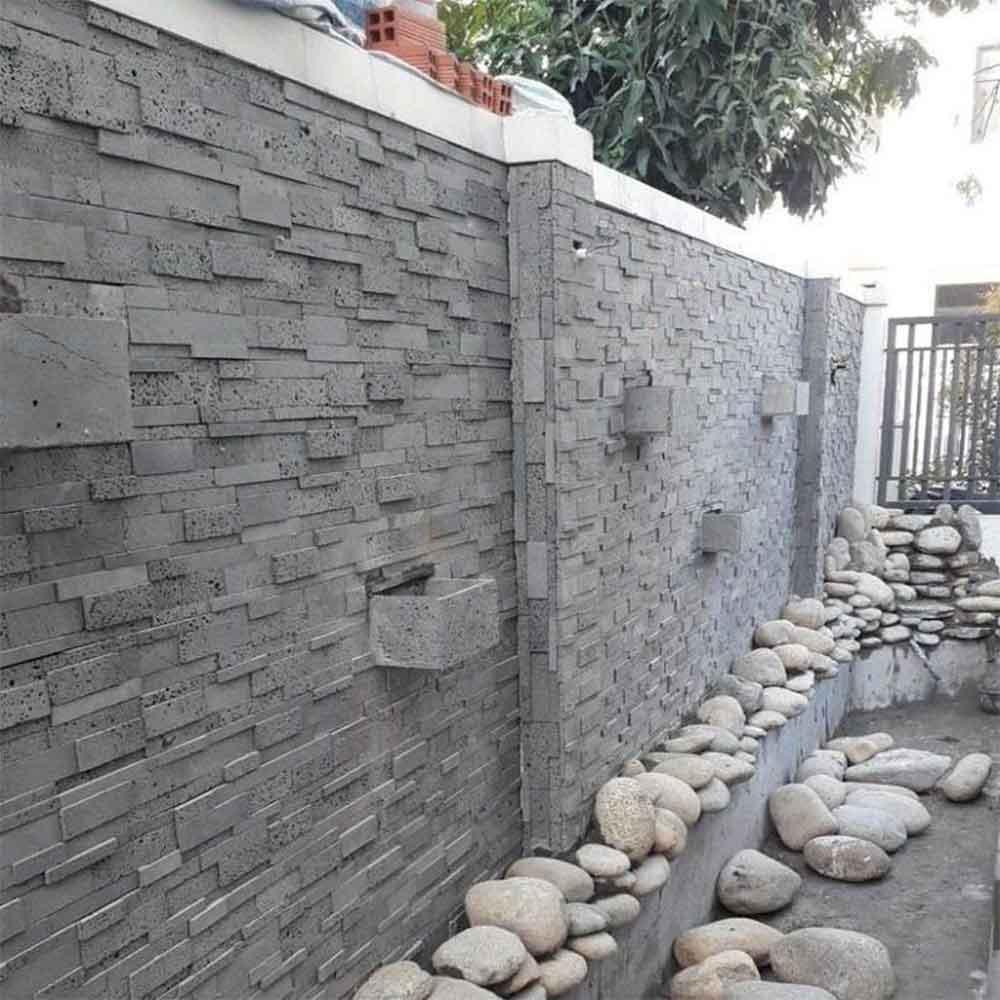 Gạch Royal ốp tường rào ngoại thất
